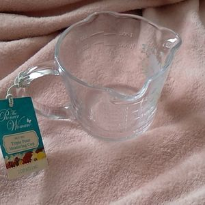 Pioneer woman triple pour measuring cup-BNWT